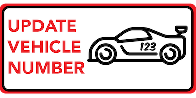 Vehicle Number